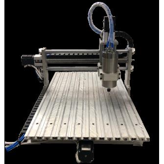 CNC-4060AL2 Настольный гравировально-фрезерный станок