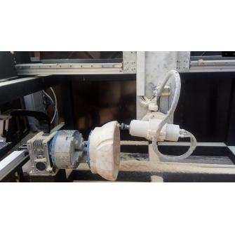 Моделист-150ТS-5X 5ти осевой кргло-фрезерный станок с ЧПУ