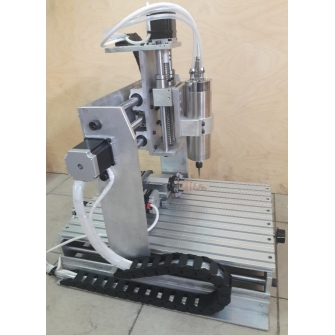CNC-3035AL-Z150 Настольный гравировально-фрезерный станок