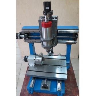 CNC-3040AS4X 4х осевой фрезерный ЧПУ станок