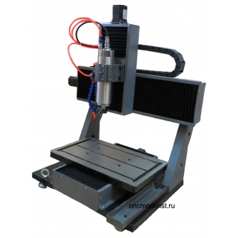 CNC-3050AS настольный фрезерный станок по металлу