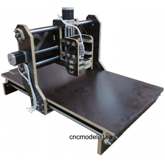 Моделист-3040 фрезерный ЧПУ станок
