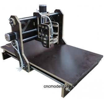 Моделист-4060 фрезерный ЧПУ станок