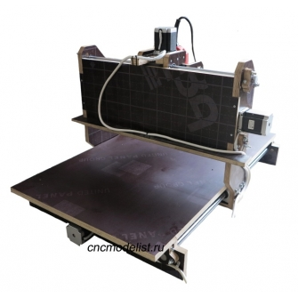 Моделист-4090 фрезерный ЧПУ станок