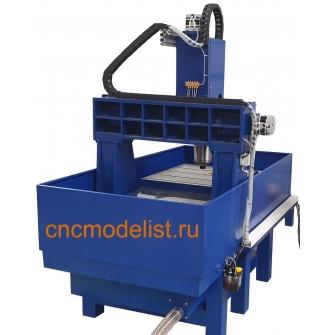 CNC-6060ASP фрезерный ЧПУ станок по металлу