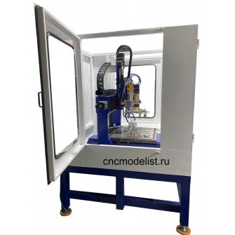 CNC-6060AS-ATC-K фрезерный ЧПУ станок