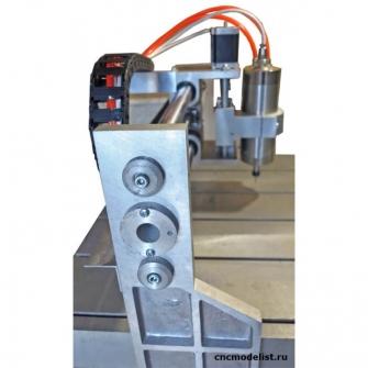 CNC-6090AL4X 4х осевой фрезерный станок 600х900мм