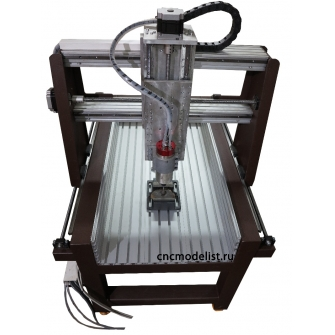 CNC-6090ST300 фрезерный ЧПУ станок по камню и металлу