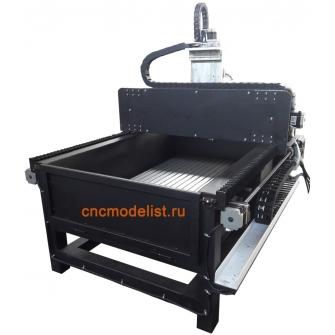 МоделистCNC-ST-V-4x фрезерный ЧПУ станок по камню и металлу