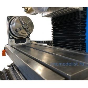 CNC-2030ASV-5D 5х осевой фрезерный ЧПУ станок  с поворотным шпинделем