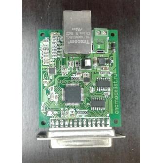 Ethernet контроллер Mach3