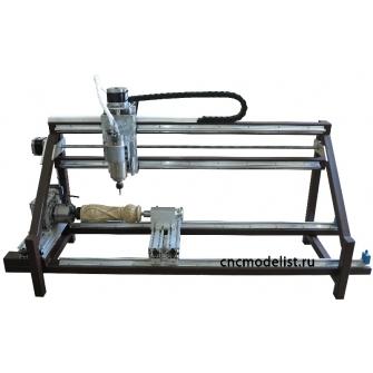 Моделист-150ТS Токарно-фрезерный ЧПУ станок
