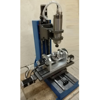 CNC-2030ASV-5 5x осевой гравировально-фрезерный станок