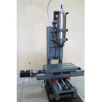 CNC-2030AS настольный гравировально-фрезерный станок