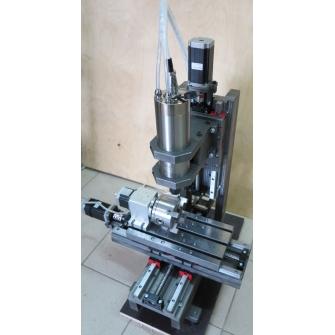 CNC-2030AS4X 4х осевой гравировально-фрезерный станок