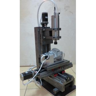 CNC-2030AS-5P 5X осевой фрезерный ЧПУ станок