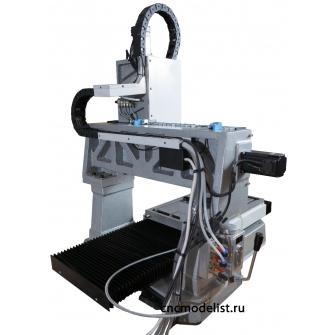 CNC-3040ASM фрезерный ЧПУ станок по металлу