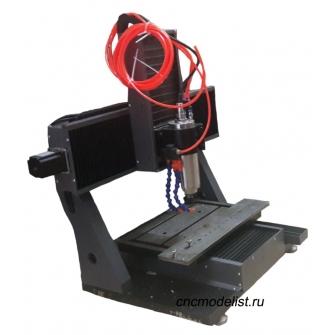 CNC-3050AS-5 5-ти осевой гравировально-фрезерный станок