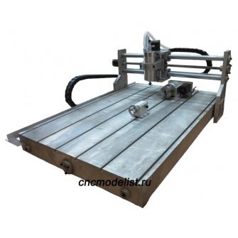 CNC-6090AL-M фрезерный ЧПУ станок