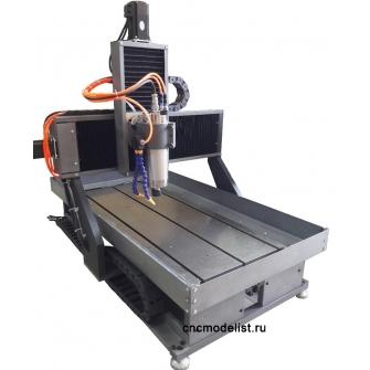CNC-5080AS фрезерный ЧПУ станок по металлу
