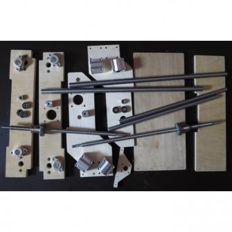 Набор для самостоятельной сборки чпу станка Моделист3040