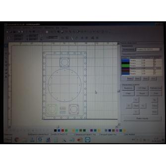 Моделист-2030PLT плоттер планшетный режущий
