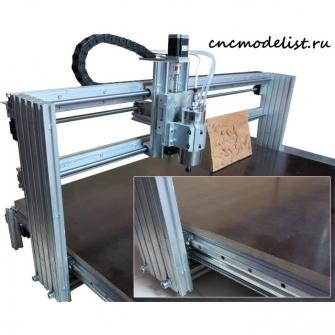 Моделист-150150AL Гравировально-фрезерный станок 1520х1550мм