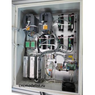 CNC-2040ST-D фрезерный ЧПУ станок многошпиндельный