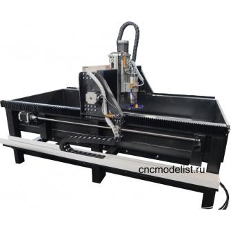МоделистCNC-ST-V фрезерный ЧПУ станок по камню и металлу