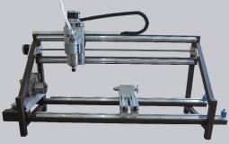 Моделист-120ТS-M Токарно-фрезерный ЧПУ станок
