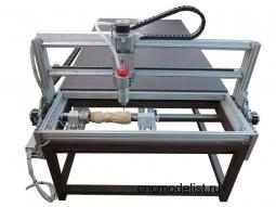 Моделист-130250AL (4х) 4х осевой  станок с поворотной осью