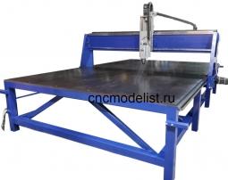 Моделист CNC-ST300 фрезерный ЧПУ станок 1300x2500...2000x4000