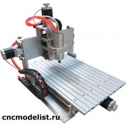 CNC-3040AL2 Настольный гравировально-фрезерный станок