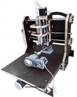 Моделист-4060Х4 4х осевой фрезерный ЧПУ станок