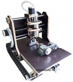 Моделист-3040 настольный ЧПУ станок