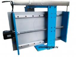 Настольный фрезерный станок по металлу CNC-2638AL-S