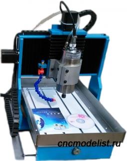 CNC-3658AS Настольный фрезерный станок по металлу