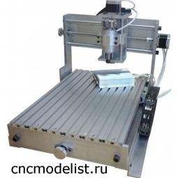 Настольный фрезерный станок CNC-3040AL300