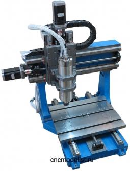 Настольный фрезерный станок по металлу CNC-3040AL-S