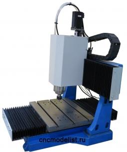 CNC-3040AS настольный фрезерный станок по металлу