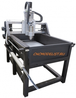 CNC-60120ST фрезерный ЧПУ станок по камню и металлу