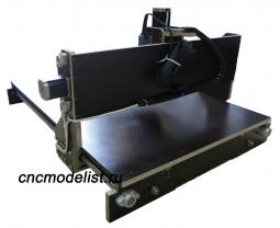 4х осевой фрезерный ЧПУ станок Моделист6090-4x
