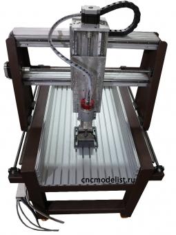 CNC-75110ALS Гравировально-фрезерный станок по камню и металлу