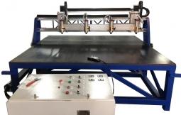 CNC-2020ST-D4 фрезерный ЧПУ станок многошпиндельный