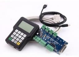 DSP контроллер, 3х осевой