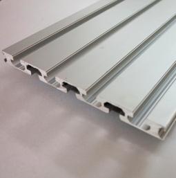 Профиль алюминиевый конструкционный 180х15