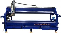 Моделист-250ТS-5X 5ти осевой станок с поворотным шпинделем