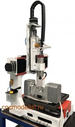 CNC-6060AS-5P 5X осевой фрезерный ЧПУ станок