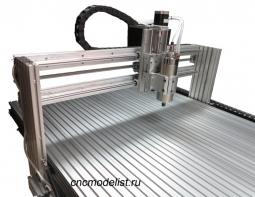 Моделист-120210AL Гравировально-фрезерный станок 1200х2100мм