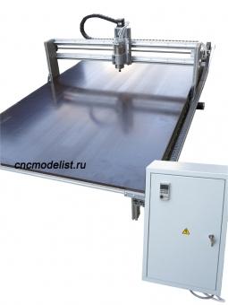Моделист-AL фрезерный ЧПУ станок 1200x2100...1500x3000
